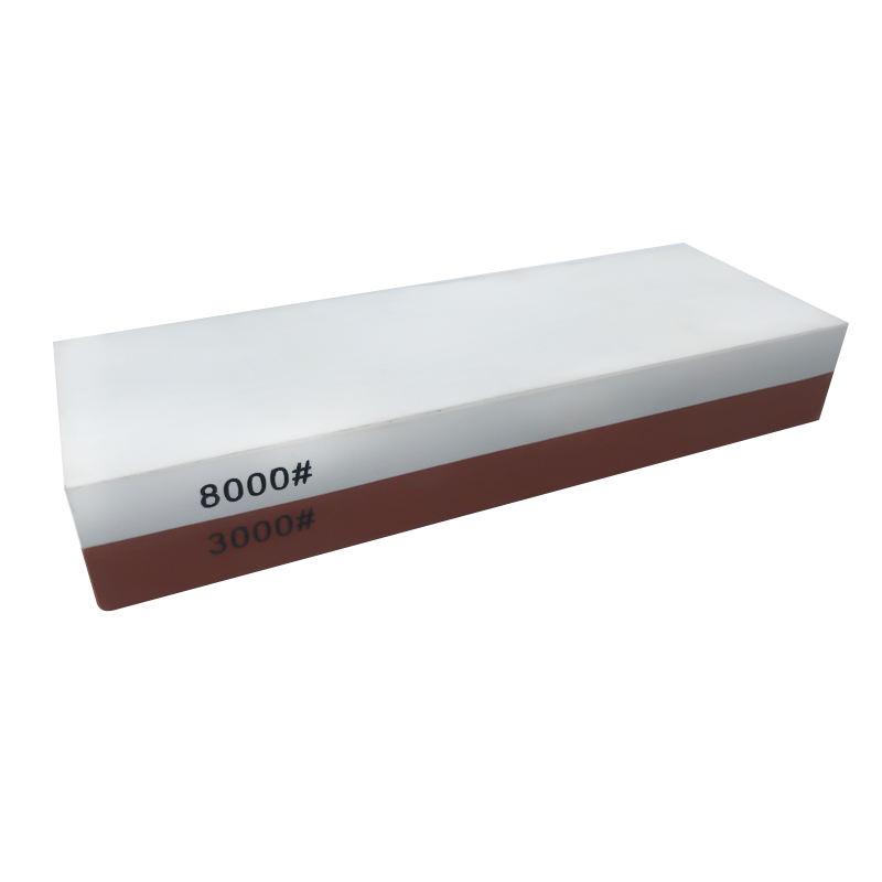 """Prodotti caldi 7 """"3000/8000 Bianco Ossido di Alluminio Giallo/Rosso Blu bianco Arancione combinazione <span class=keywords><strong>Olio</strong></span> di <span class=keywords><strong>Pietra</strong></span>"""