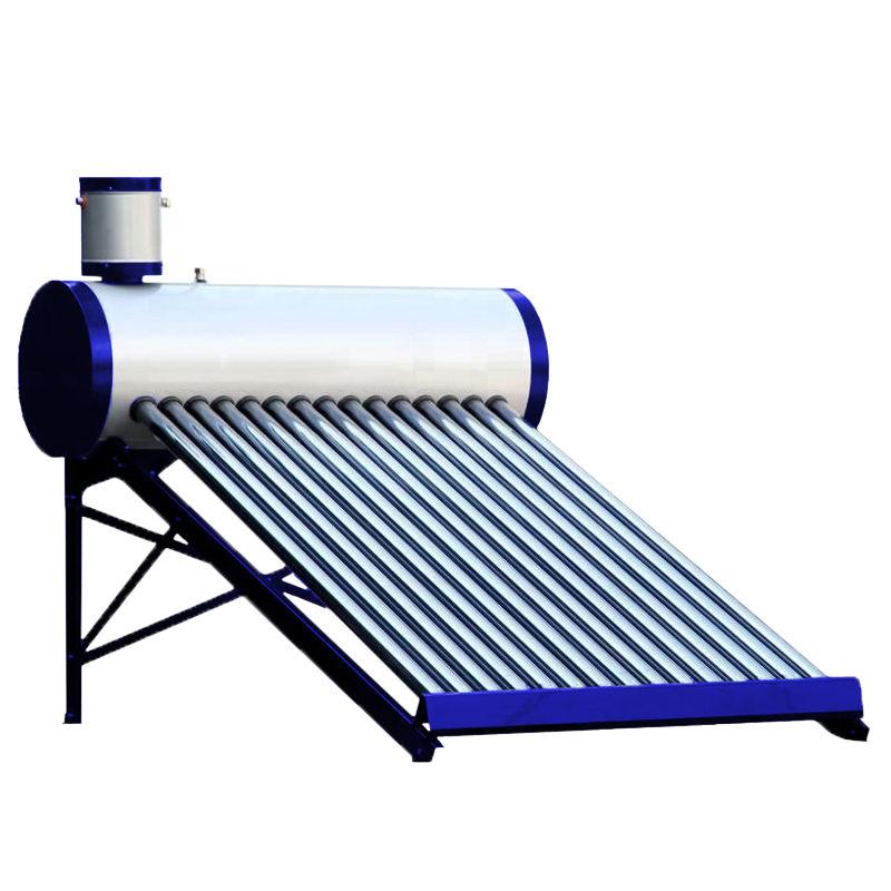 Handa precio barato preservación de calor azul línea de producción de espuma de poliuretano para calentador de agua solar