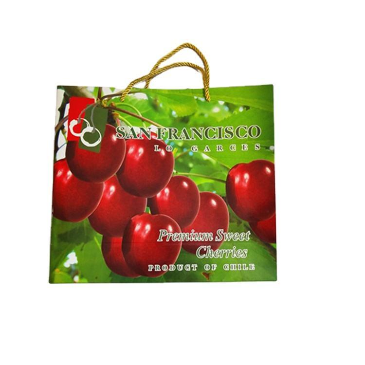 Venta caliente barato de embalaje portátil Orchard cajas de frutas de la caja de regalo