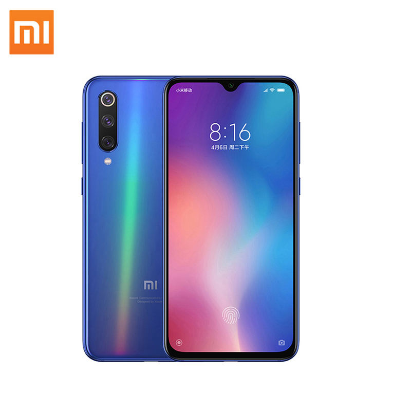 2019 새로운 선물 6G + 128GB Mi 9SE 스마트 폰, mi 9 SE 712 Octa 코어 듀얼 Sim 스마트 폰