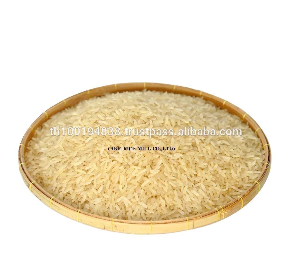 Thai Parboiled Long Grain Rice 100%