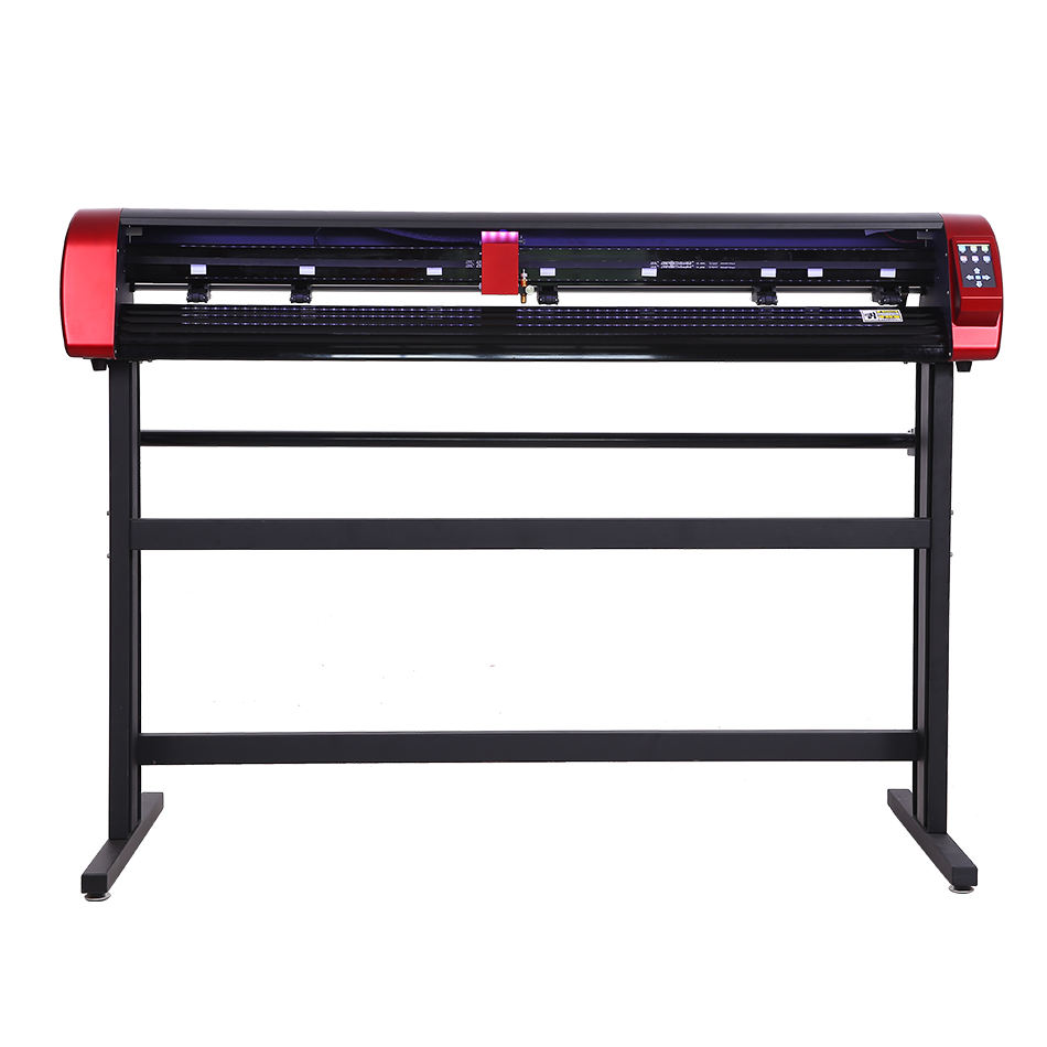 MOMO 5 feet long cutting plotter for garment sign,vinil paper,leather items come with standard accessories support contour cut