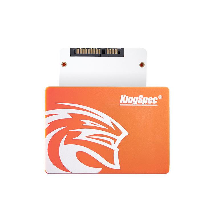 """Kingspec 2.5 """"Ultra Mince Portable 256G Disque dur Externe USB3.0 HDD De Stockage Compatible pour PC De Bureau"""