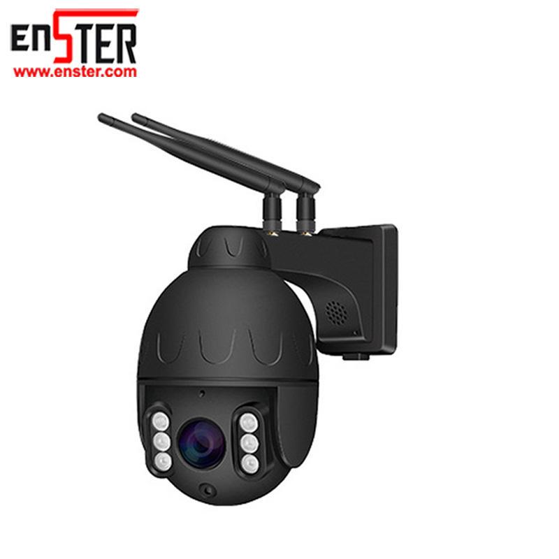 屋外 1080 1080P 3 グラム 4 グラムワイヤレスセキュリティ IP カメラ Sim カード SD カードスロット