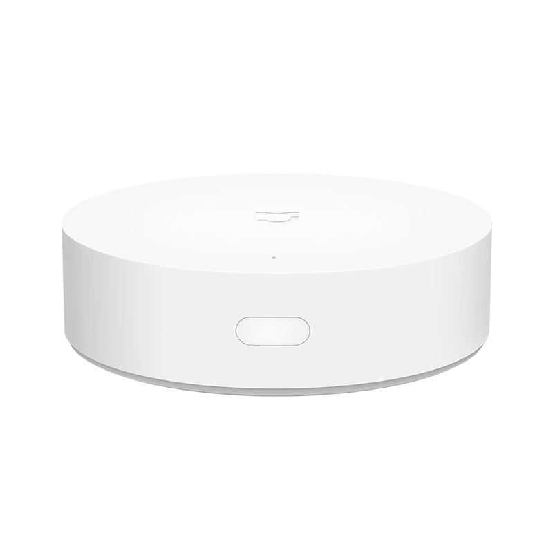2020 Xiaomi Mijia Smart Multi-Mode Gateway <span class=keywords><strong>Zigbee</strong></span> 3.0 BT Mesh Hub Gateway Dukungan Homekit Siri ZNDMWG03LM