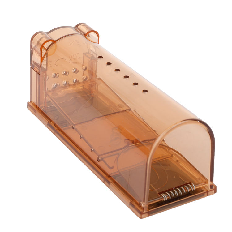 2019 nuevo producto primavera inteligente industrial trampa de rata trampa de ratón
