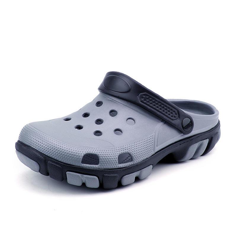 Nuovo Stile Crocse Casa Pantofole Unisex Comfy Pantofole Sandali Da Spiaggia Peso Leggero Eva Zoccoli Diapositive