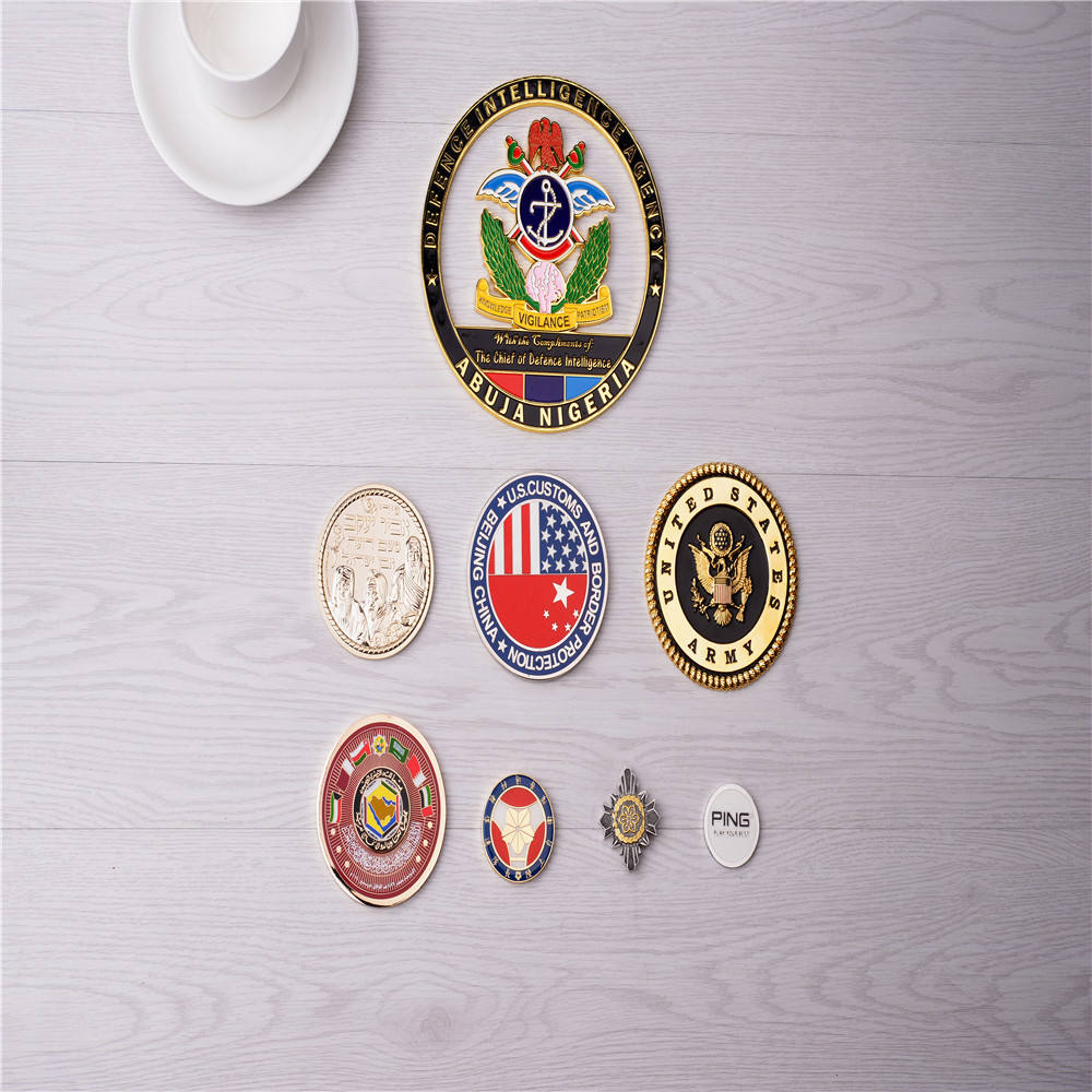 Soft Enamel And Stamping Wholesale Plate Plaque/souvenir Metal Plate/metal Shield Trophy With Gymnastics Show For Sports - Buy W