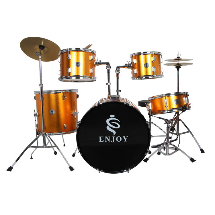 HEBIKUO Preço de Fábrica china instrumento musical tambor kits drum sets