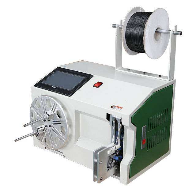 Wl-2630 Automatic Toroidal Coil Winding Machine Fan Motor Stator Copper Wire Coil Winding Machine