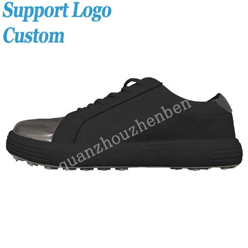 new technology products custom men golf shoes non-slip professional sneakers ladies golf shoes