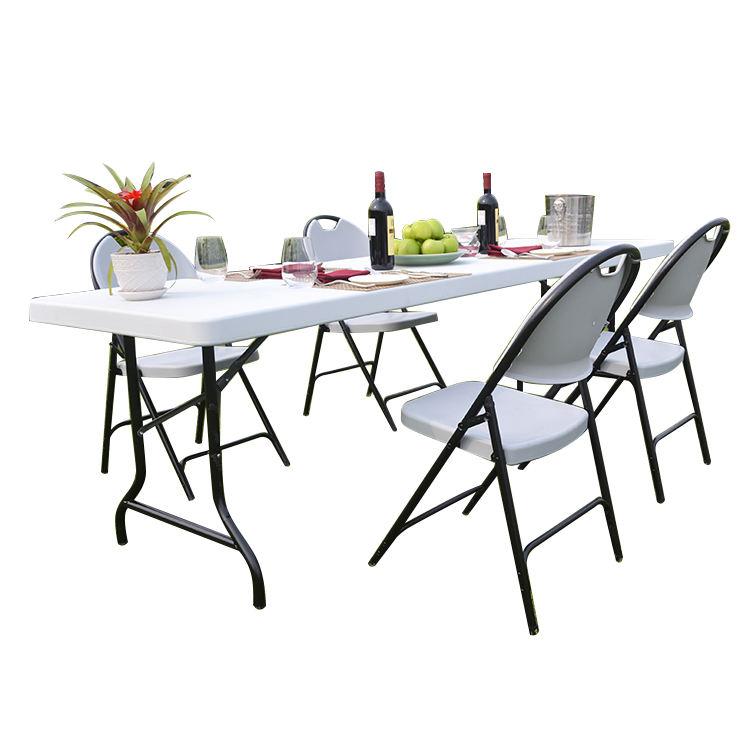 最高品質の卸売結婚式イベントプラスチックウィンブルドン椅子白い樹脂折りたたみ椅子