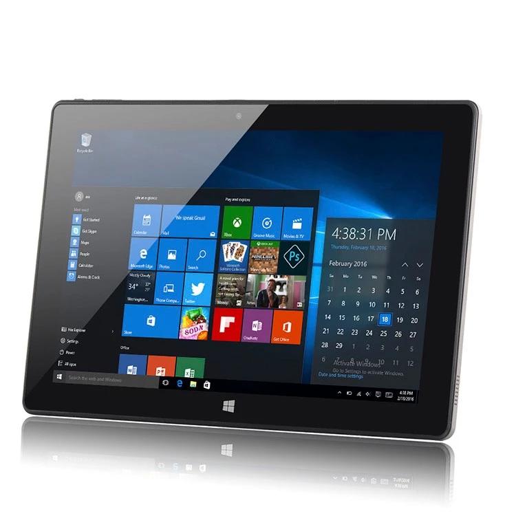Цена по прейскуранту завода ноутбук 10,1 дюймов 2 в 1 intel 4 гб ram 64 гб win 10 планшетный пк поддержка съемная клавиатура