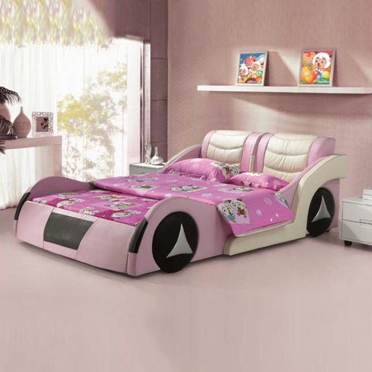 Los niños durmiendo cama muebles de dormitorio ropa de cama conjuntos lindo coche cama de estilo