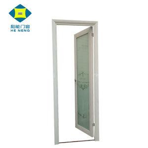 Buy Secure Robust Aluminum Alloy Modern Design Aluminium Toilet Door In Trendy Designs Alibaba Com