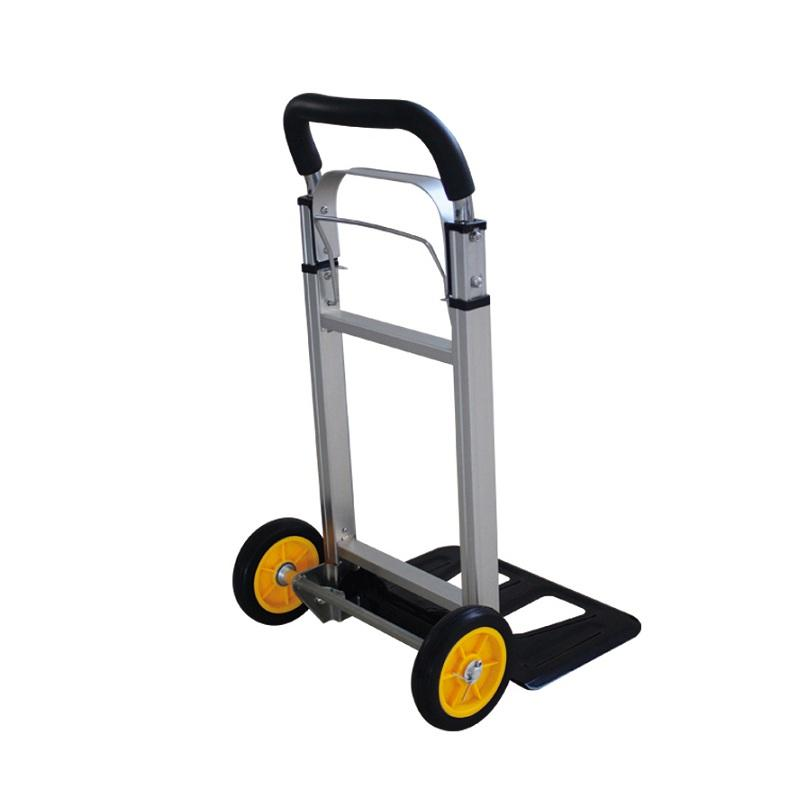 Hot Product Cheap Light Weight Aluminum Hand Cart Trolley
