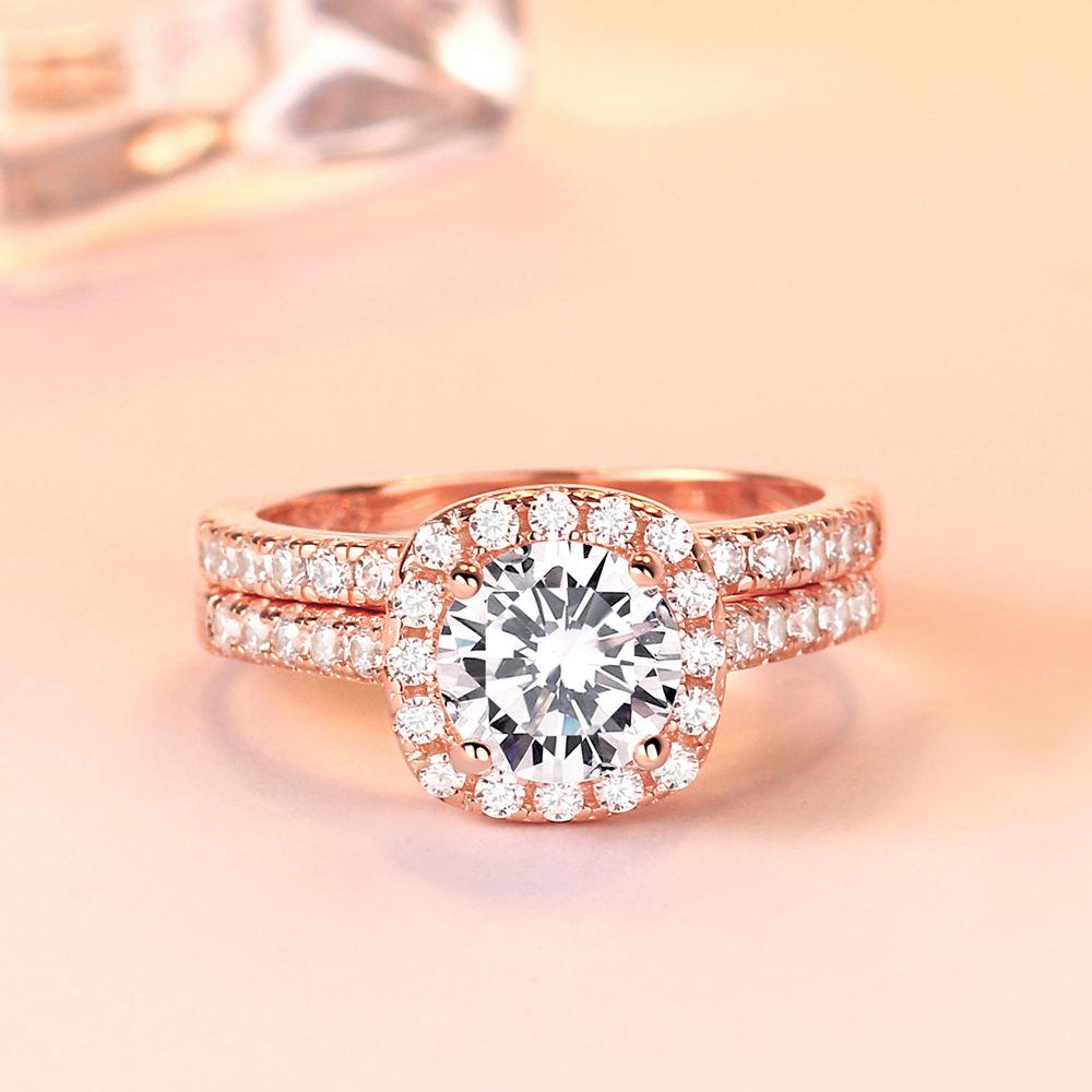 Alibaba Venta caliente Disfraz Accesorio Chunky Gift Miss Jewelry Anillo de cristal chapado en oro S925 Juego de joyas de plata