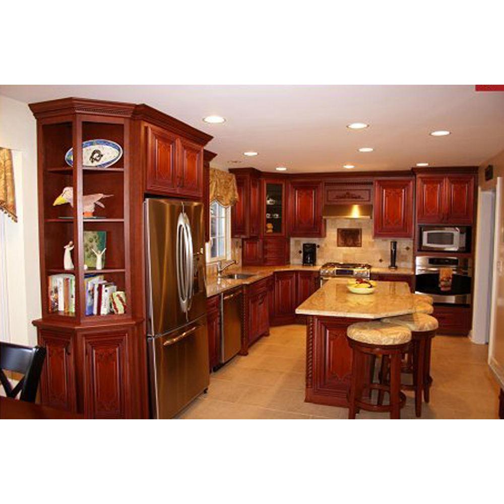 HS-CG1355 круглый уголок элегантная мебель дверь панель УФ модульная high gloss кухонный шкаф