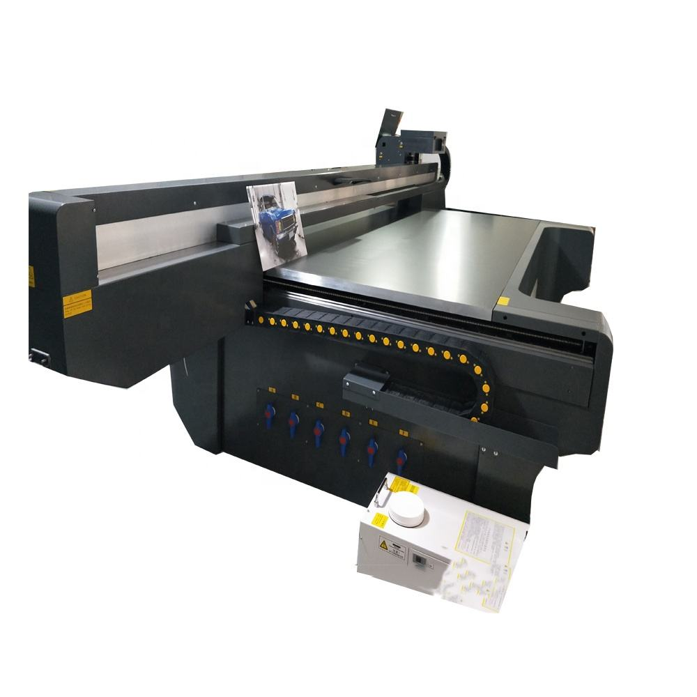 Uv <span class=keywords><strong>Flatbed</strong></span> Printer UV2513 <span class=keywords><strong>Flatbed</strong></span> Printer Met Ricoh G5 Printkop Fabriek Speciale Prijs