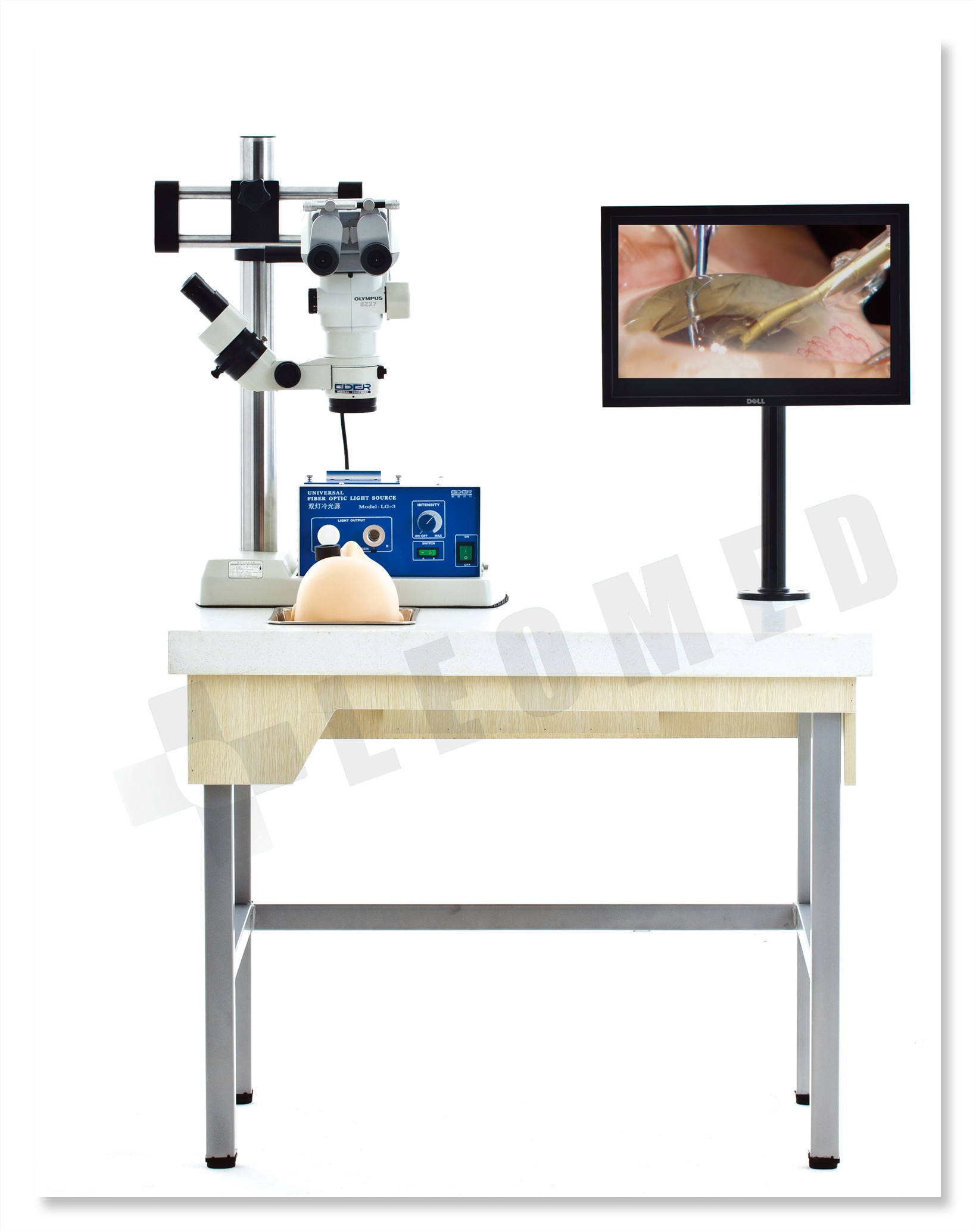 Hospital and Laboratory Biological Microscope