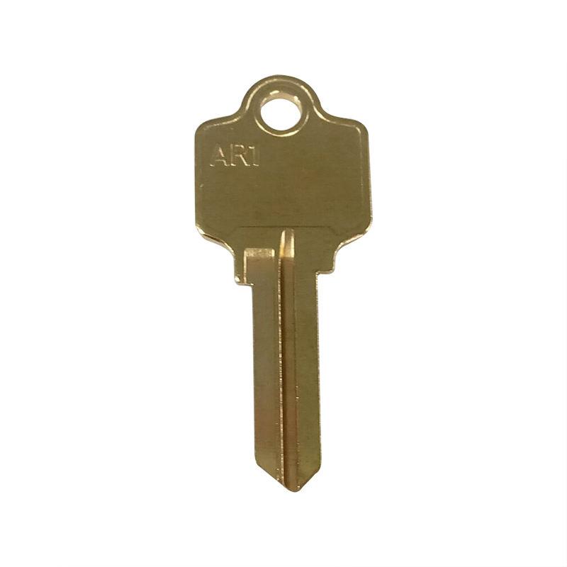 Американский Оптовый Латунный Дом AR1 Key Blank