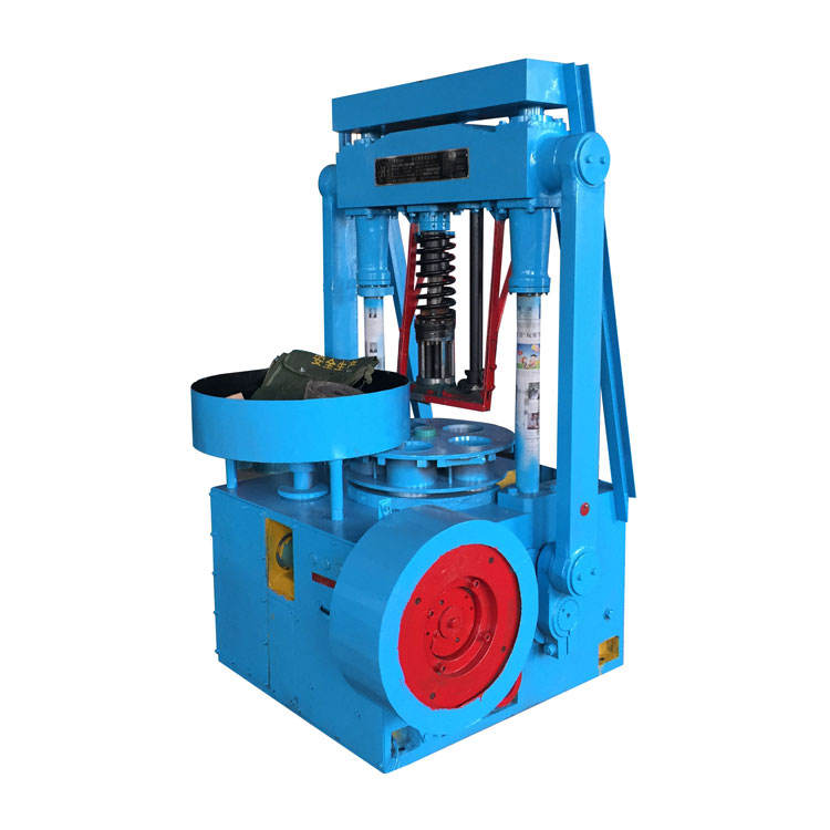 Vertical high productivity honeycomb coal briquette machine briquetting press machine