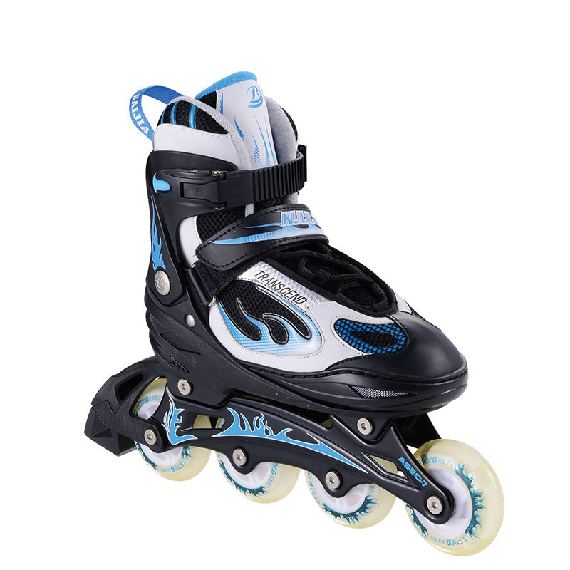 Adults gift roller skate manufactures low price land 4 wheel roller skates for women outdoor size 7