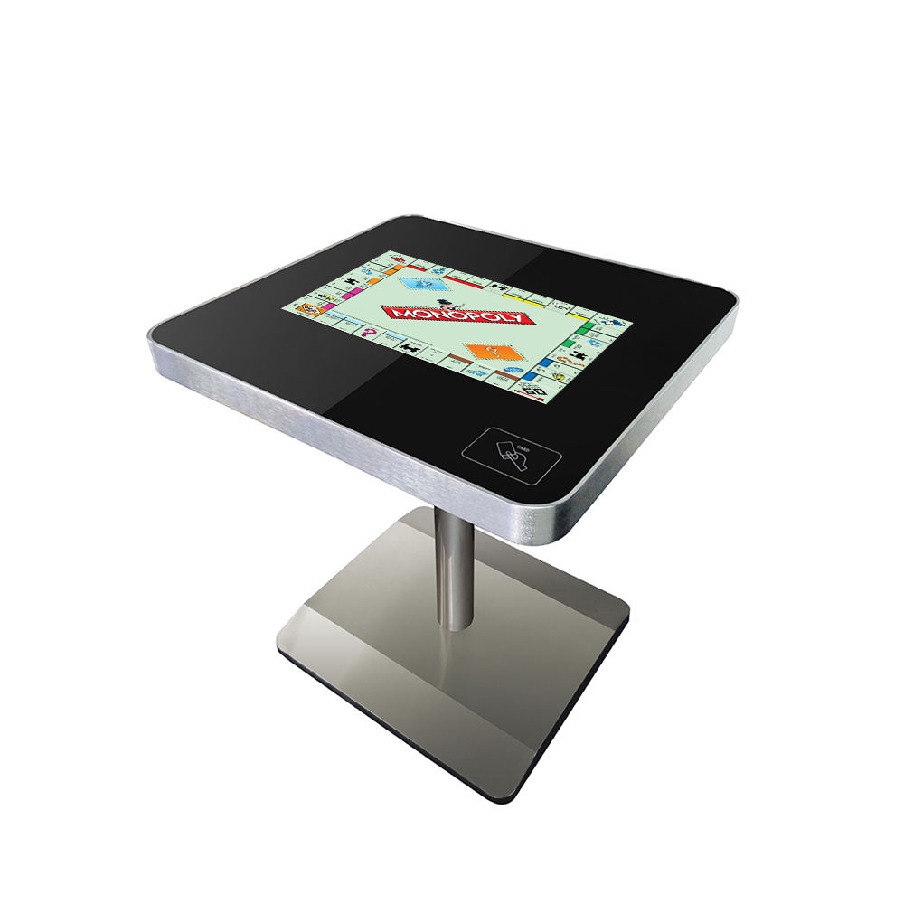 21.5 인치 패션 디자인 카페 주문 <span class=keywords><strong>메뉴</strong></span> 스마트 digitaltouch 스크린 커피 테이블