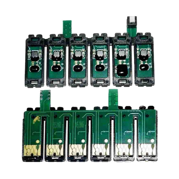T50 P50 카트리지 자동 리셋 Ep IC 칩 인쇄 칩