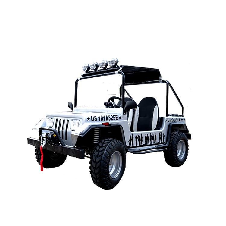 Nuovo 1kw elettrico 4X4 mini jeep per adulti e bambini