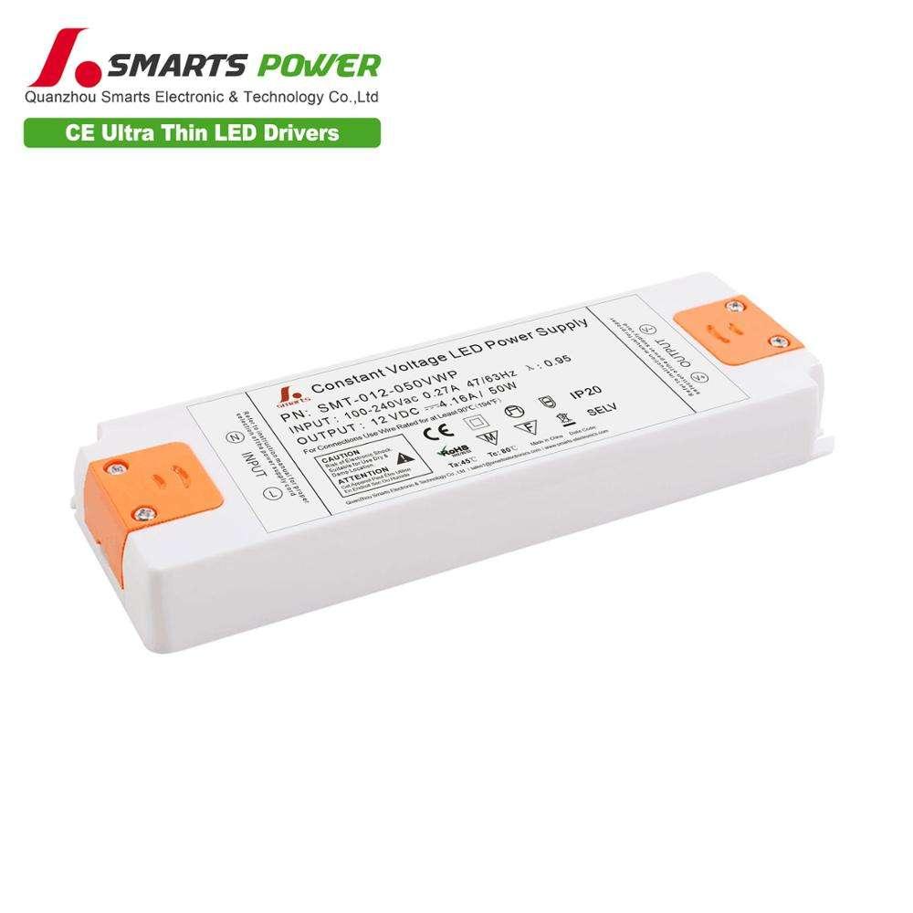 SMARTS мощность постоянного напряжения светодиодные лампы Драйвер <span class=keywords><strong>9</strong></span> Вт 20 30 40 50