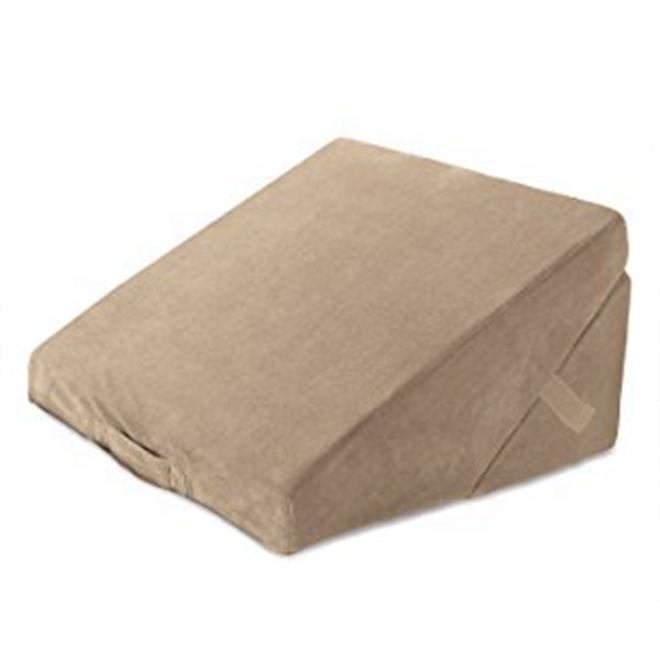 Ajustable almohada cama de espuma de memoria almohada de cuña