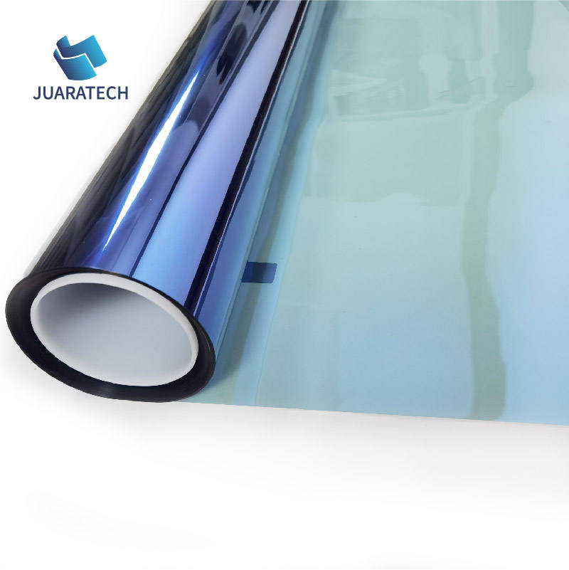 JuaraTech Chameleon Colour Nano Ceramic Car Tint Window Film