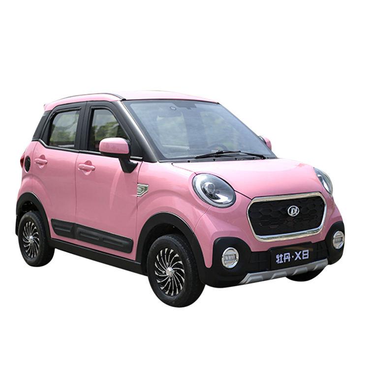 Caliente-venta de energía eléctrica de cuatro ruedas barato adultos pequeño Auto de los coches eléctricos del coche