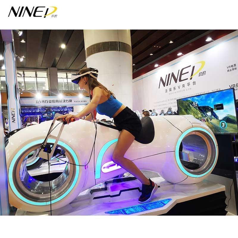 2020 nuevas llegadas ganar dinero VR gafas de realidad Virtual de VR Simulador de coche de carreras de Motor VR