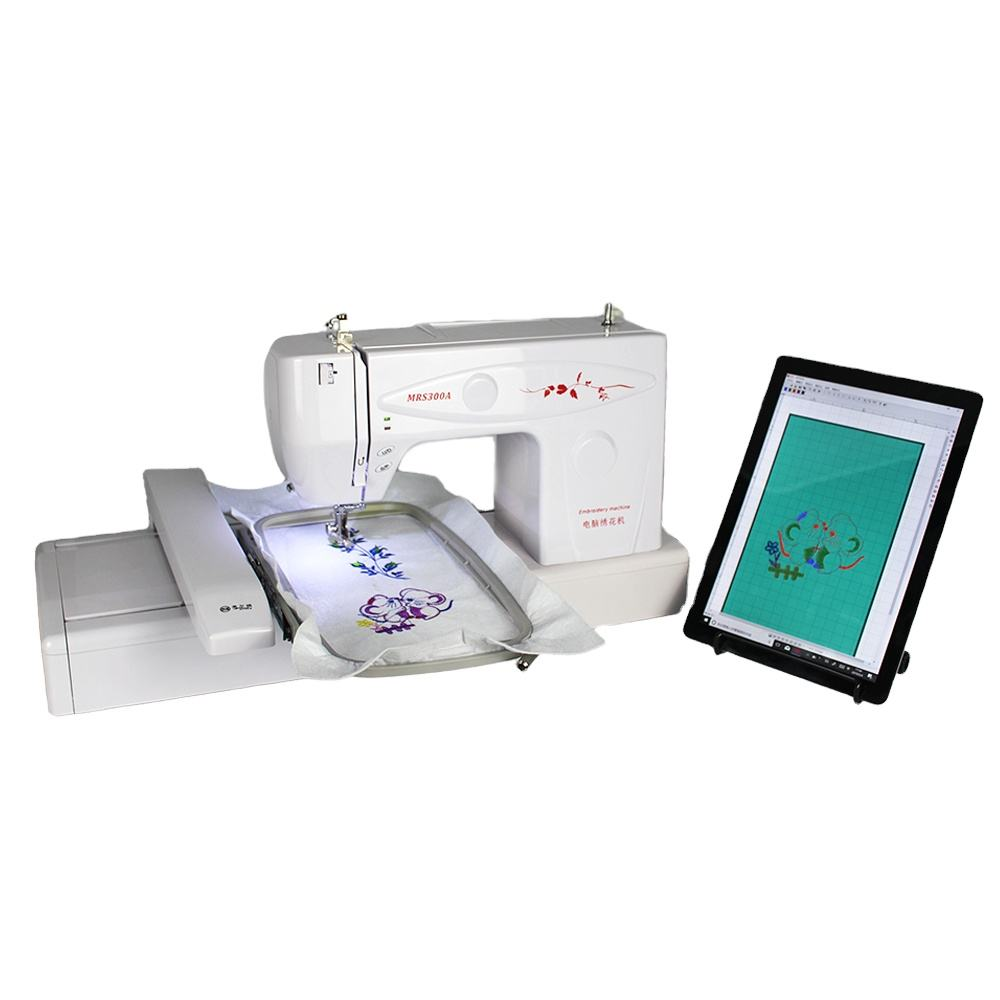 MRS300B-X1 Home Multifunctional Computer HEAVY DUTY automatic embroidery machine sewing and embroidery