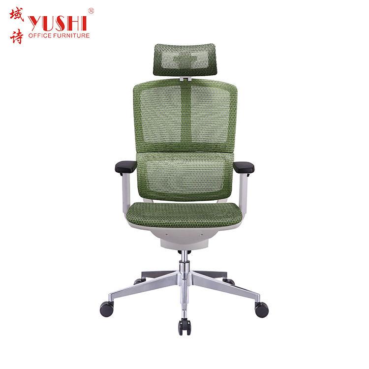 De calidad <span class=keywords><strong>superior</strong></span> de malla completa ajustable alta giratorias de oficina silla ergonómica.