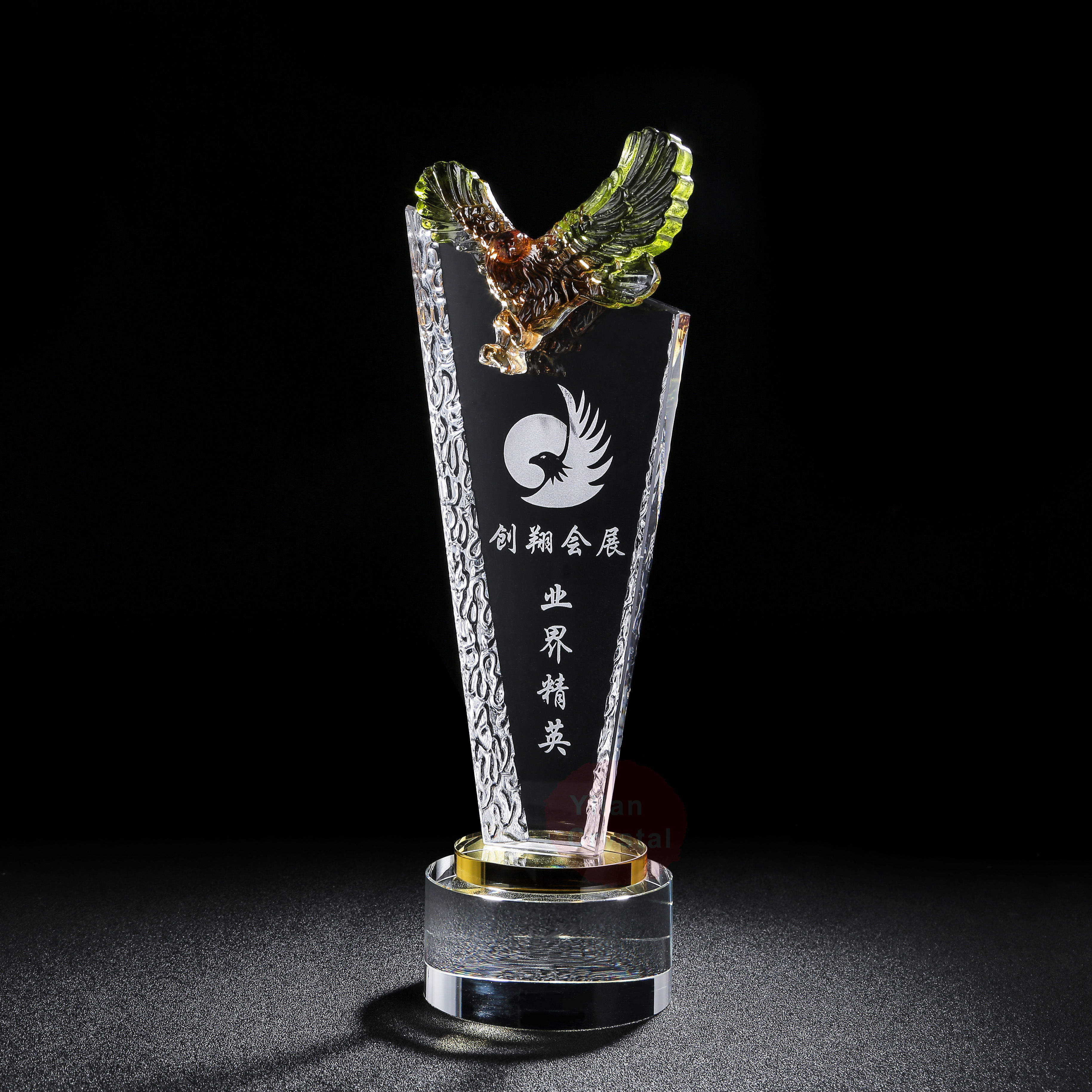 Proveedor <span class=keywords><strong>de</strong></span> China <span class=keywords><strong>de</strong></span> <span class=keywords><strong>cristal</strong></span> Popular trofeo Premio para la mesa <span class=keywords><strong>de</strong></span> tenis trofeo