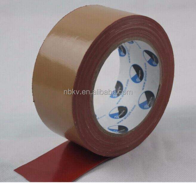 プレミアムじいさんテープ黒 48 ミリメートル × 50 メートル gaffa アヒル布防水ダクトテープ