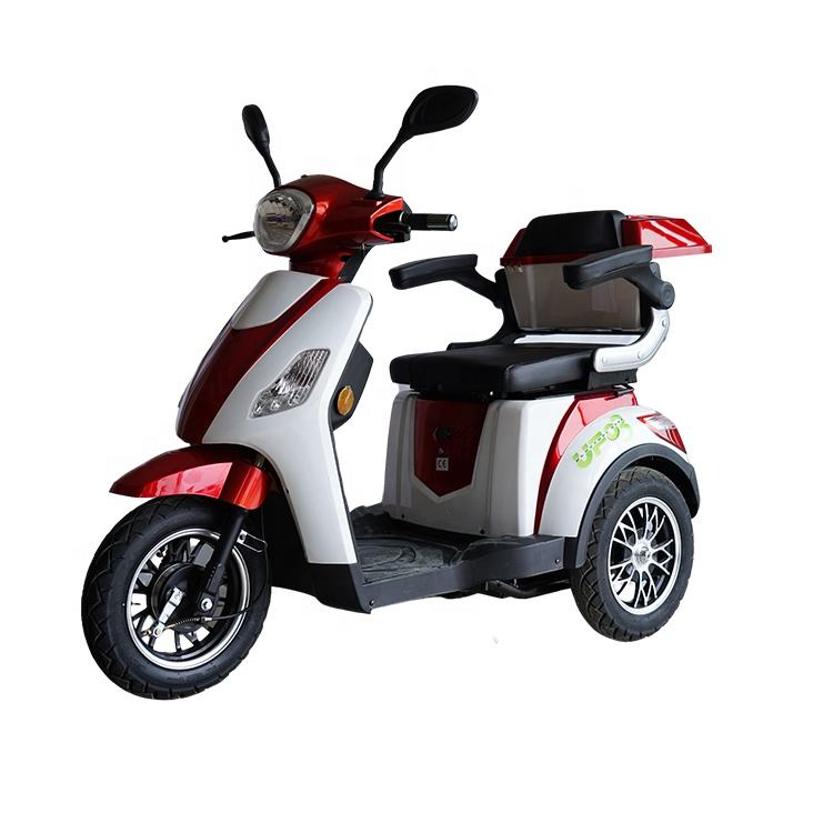 2020 best price cheap Top Quality tricycle 3 wheel electric bicycle 48v electric scooter lithium battery