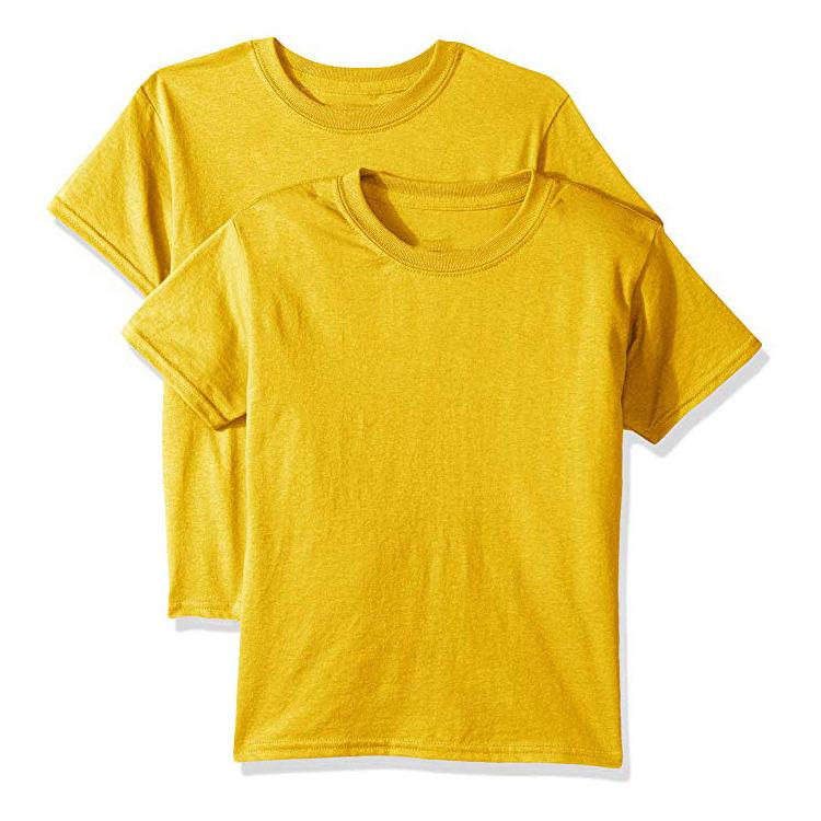 В наличии, OEM брюки, органический футболка с рисунком для возрастных групп Детские футболки для детей