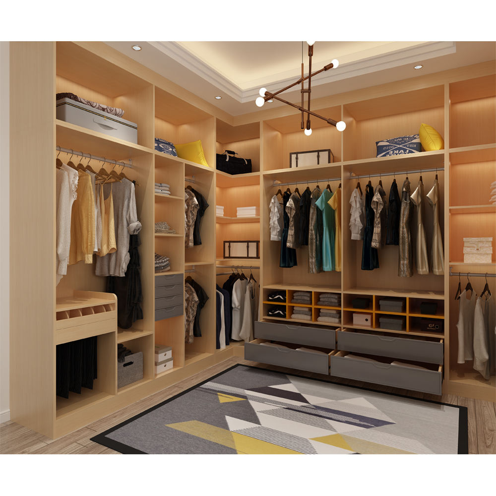 HS-W231 спальня Индийский Новый дизайн Современный твердый натуральный манго дерево шкаф