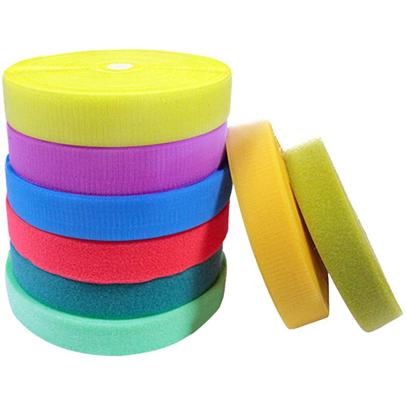 Lager bequemer Ersatz-Klettband Klettgewebe