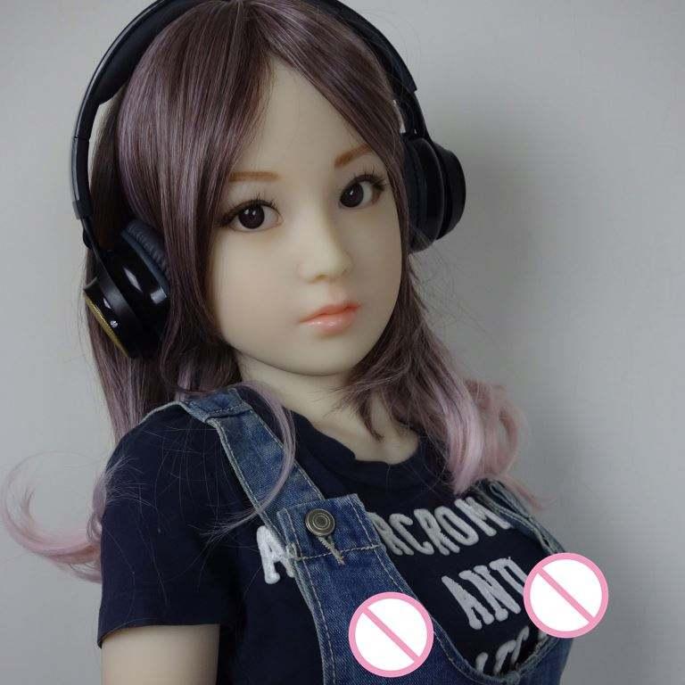 相葉甘いtpeシリコーン 6kgs日本セクシーガール膣オナホール 3d猫の小さな新セックス人形ミニ大人 65 センチメートルセックス人形