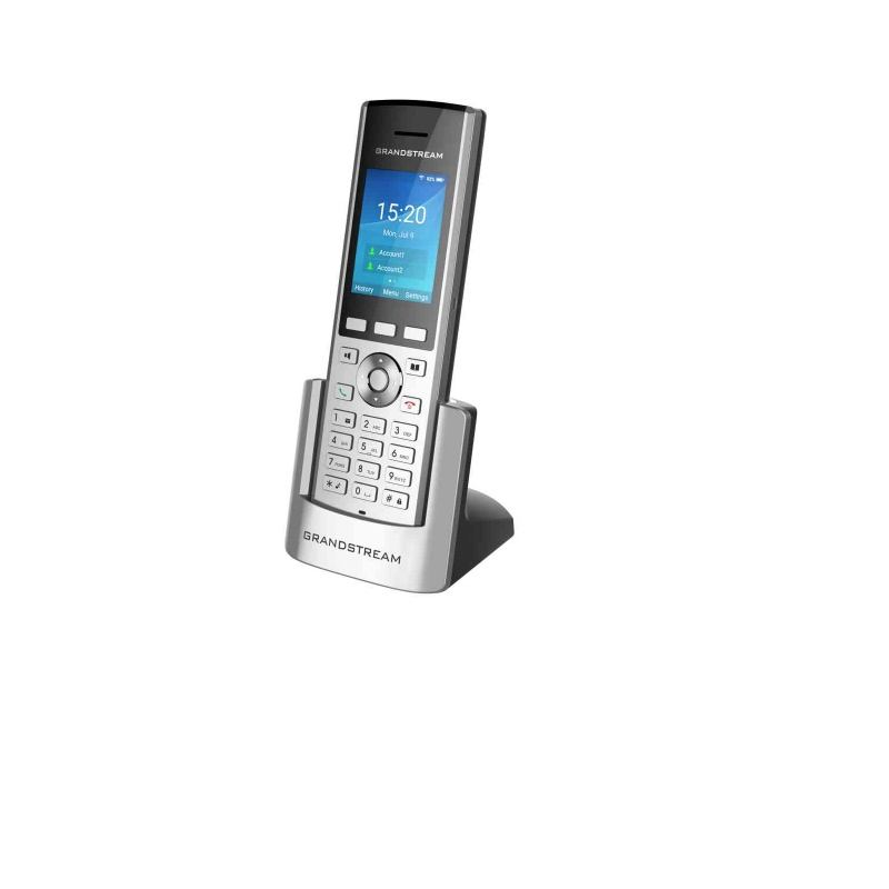 Grandstream Portable WiFi IP phone With Dual-Band WiFi IP Phone WP820