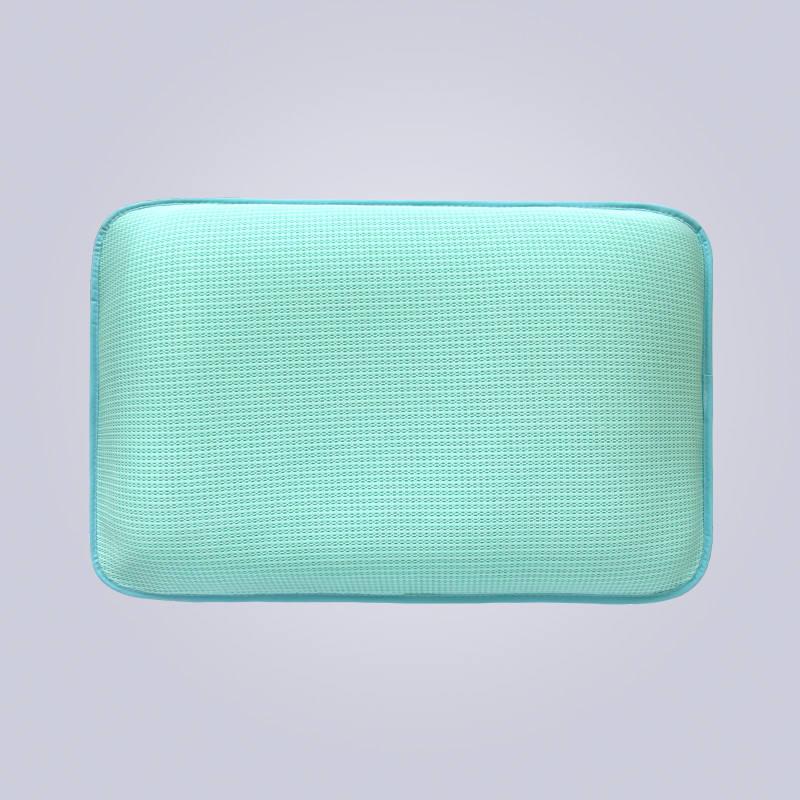 Anti-Baterical Eco amigable Lyocell lavable tejido <span class=keywords><strong>espaciador</strong></span> <span class=keywords><strong>de</strong></span> los niños contorno almohada <span class=keywords><strong>de</strong></span> China Anran tecnología textil