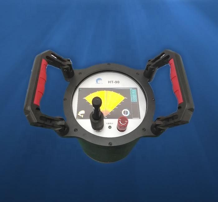Sous-marin À main multifaisceaux Plongeur D'imagerie Visuelle Sonar Pour Recherche et Sauvetage Détection Mauvaise Visibilité