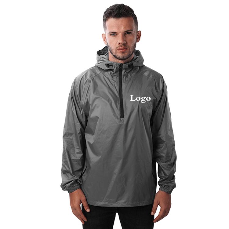 Водонепроницаемый Windstopper пальто Оптовая Продажа Мужская ветровка куртка