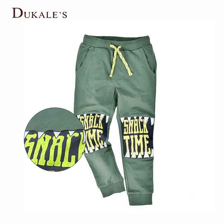 спортивные штаны на завязках с принтом героев мультфильмов; спортивные штаны для бегабрюки для маленьких мальчиков; Цвет Зеленый