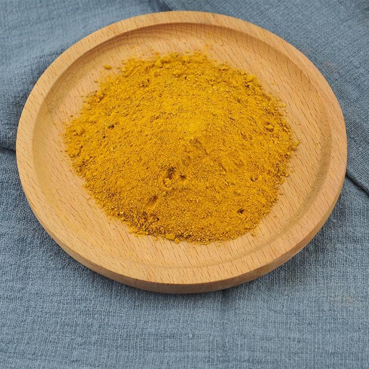 Куркумин корень травяной экстракт 95% Куркумин Куркума Порошок